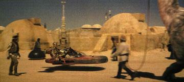 Star war : Tatooine